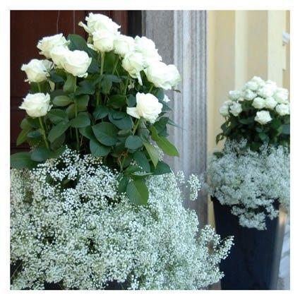 Addobbo ingresso chiesa voi cosa fate organizzazione matrimonio forum - Decorazioni bianche ...