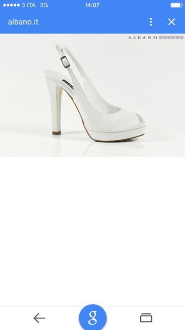 Quale scarpe da sposa avete scelto??? - 3