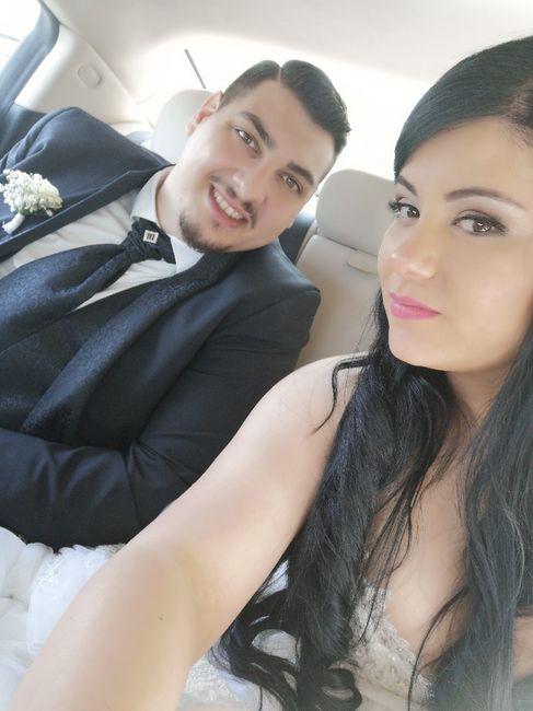 Il primo Selfie da sposati!! 😜❤️📷💒 6