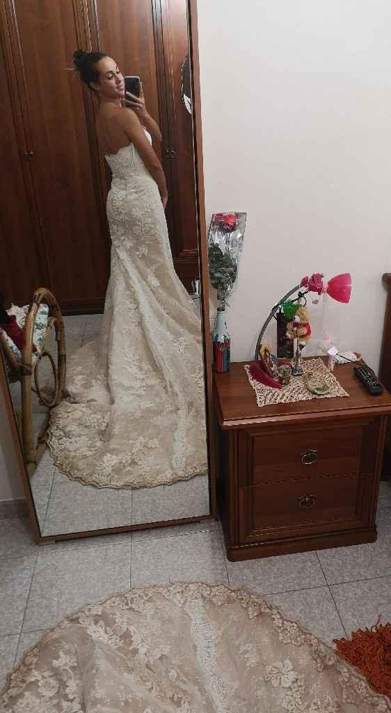 Lavare l'abito da sposa update - 1