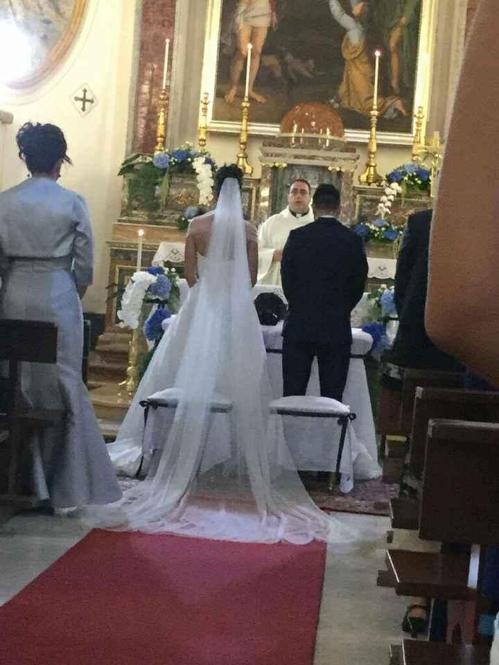 Eccomi, sposata il 25/06 - 1