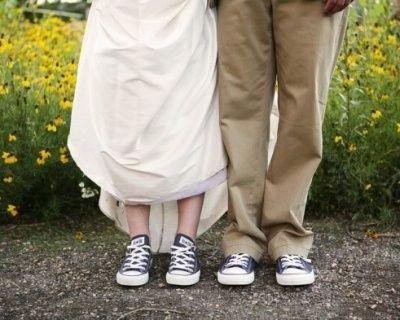 Le Nozze Forum Colorate Ginnastica Scarpe Sposa La Con Moda Da SAqOR8