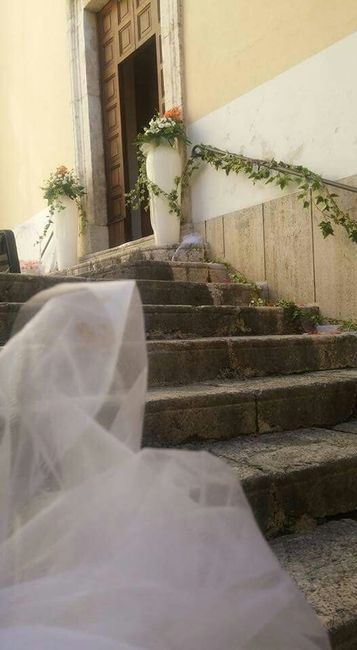 Matrimonio In Chiesa Vale Anche Civilmente : Mi fate vedere i vostri fiori per la chiesa