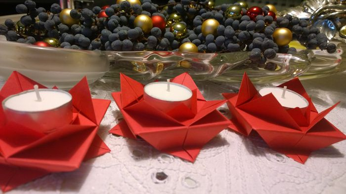 abbastanza Segnaposto origami - Fai da te - Forum Matrimonio.com UF38