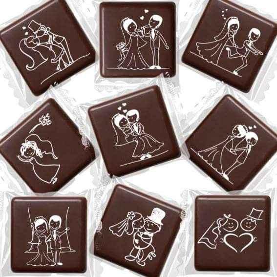 Cioccolatini personalizzati - 1