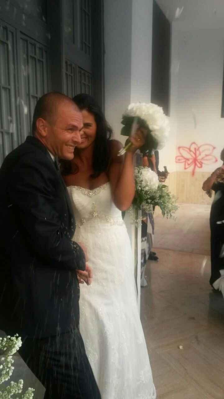 le mie nozze!