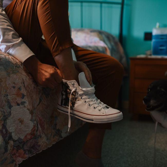 Scarpe personalizzate 1