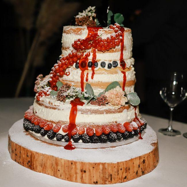 Torta nuziale 1