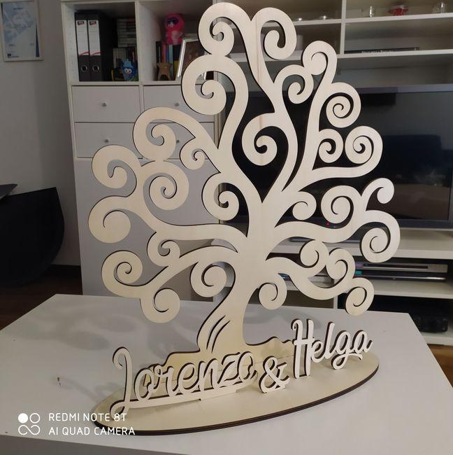 Tableau albero della vita 1