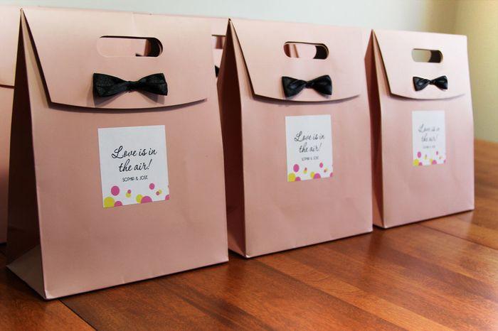 Wedding bag per i più piccoli 1