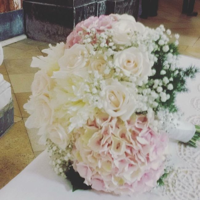 Bouquet sposa! - 1