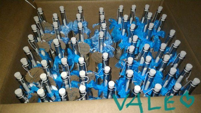 Partecipazione in bottiglia 4