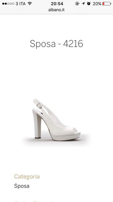 Ho trovato le scarpe - 1