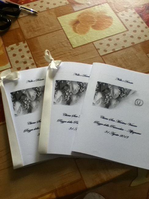 Libretto Messa Matrimonio Rito Romano Da Scaricare : Libretto messa matrimonio misto fai da te forum