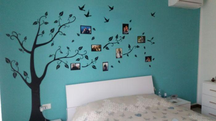 Parete Camera Da Letto Particolare : Colore pareti camera da letto vivere insieme forum