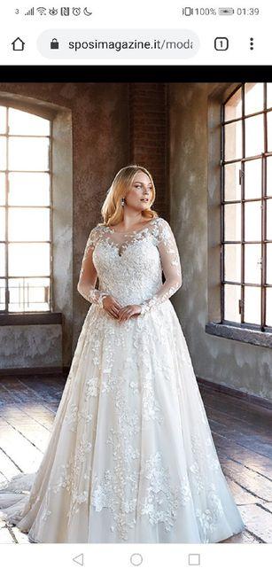 Reggiseno per abito da sposa 1