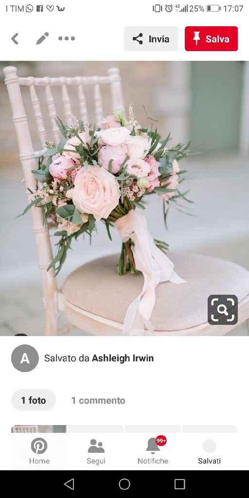 Bouquet rosa - 1
