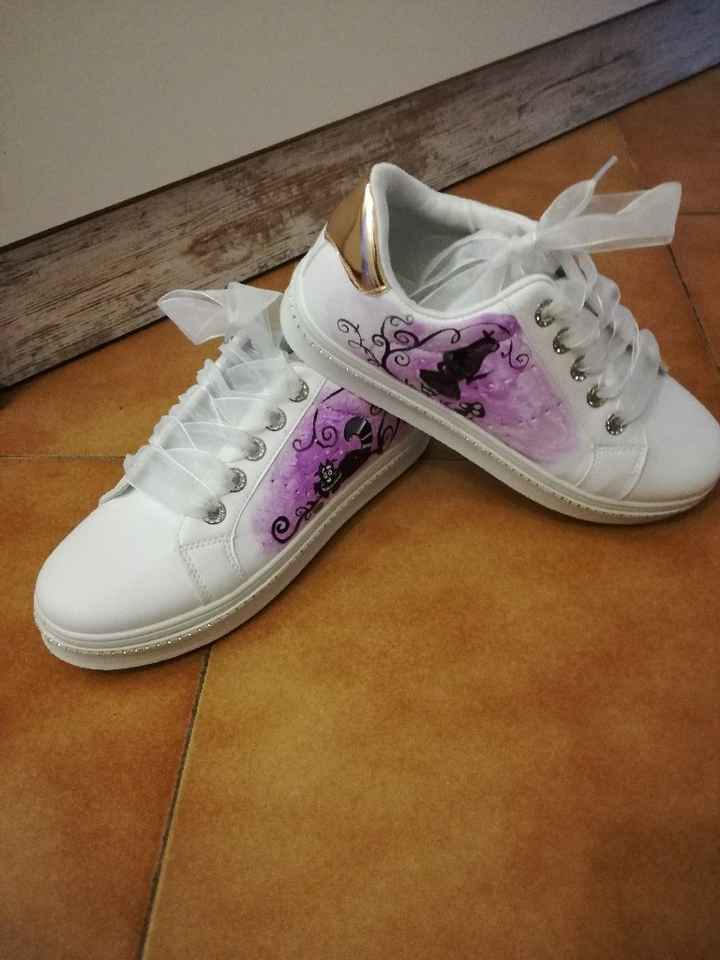 Sneakers Personalizzate - 1