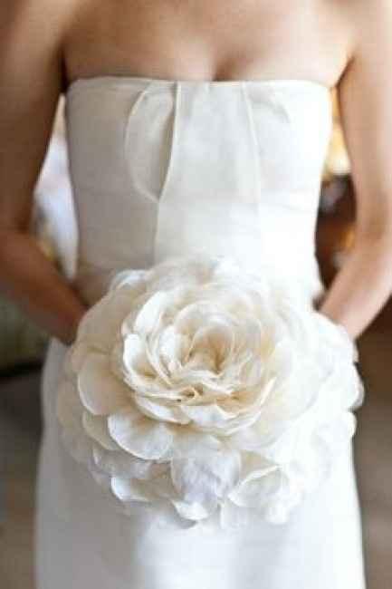 bouquet mono fiore