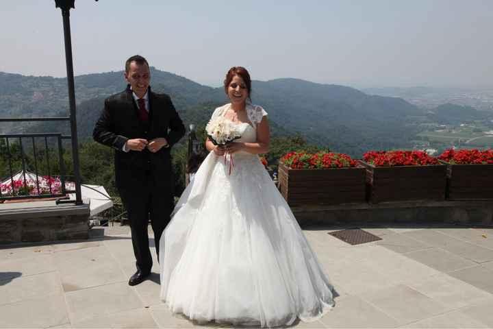 Domanda su vestito da sposa (rivolta a chi si è già sposata e a chi ha già scelto il vestito) - 1