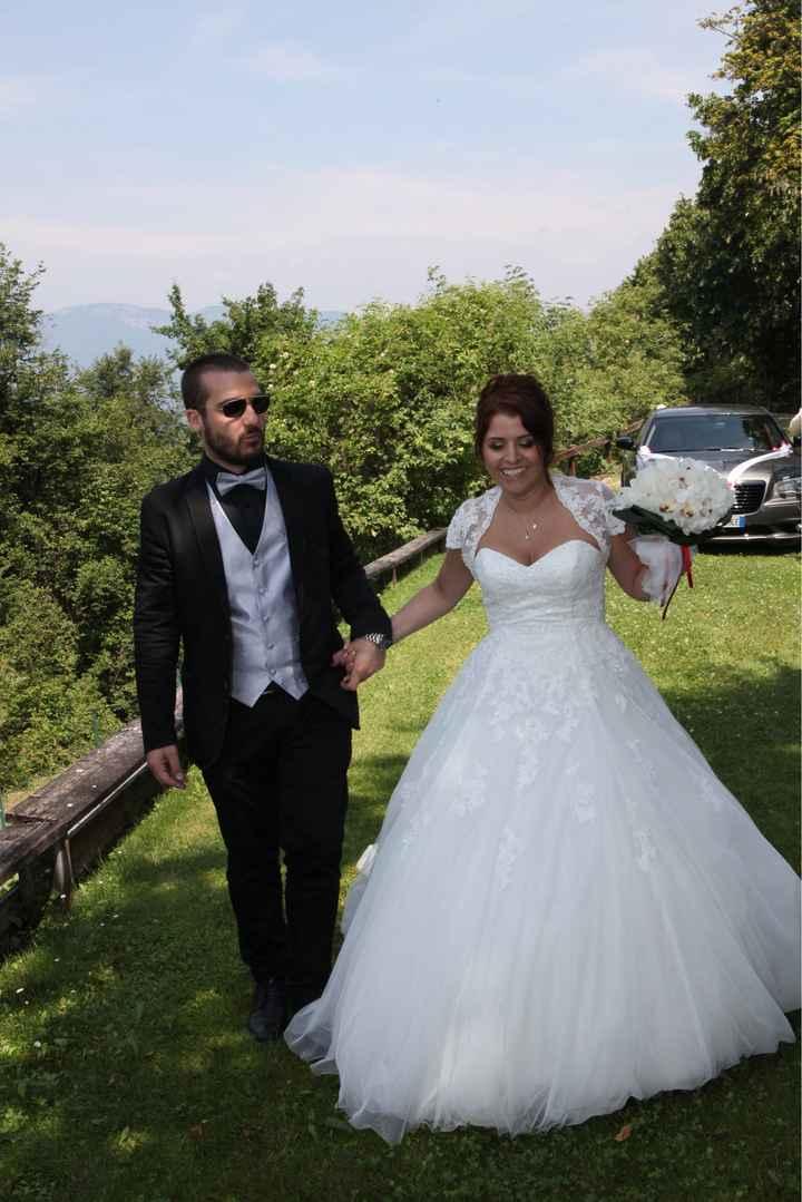 Domanda su vestito da sposa (rivolta a chi si è già sposata e a chi ha già scelto il vestito) - 2