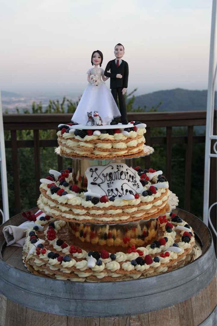 Il mio cake topper preferito! - 1