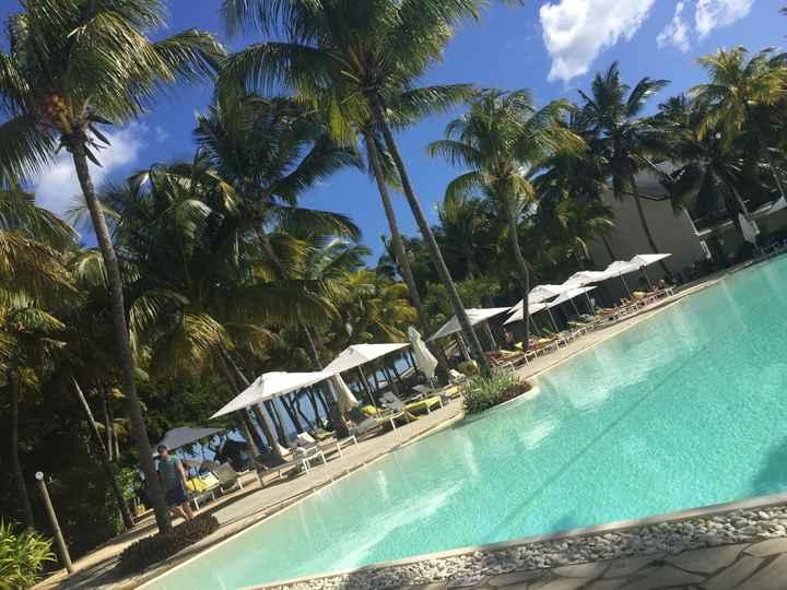 Mauritius la prima settimana di giugno al cannonier beachcomber - 2