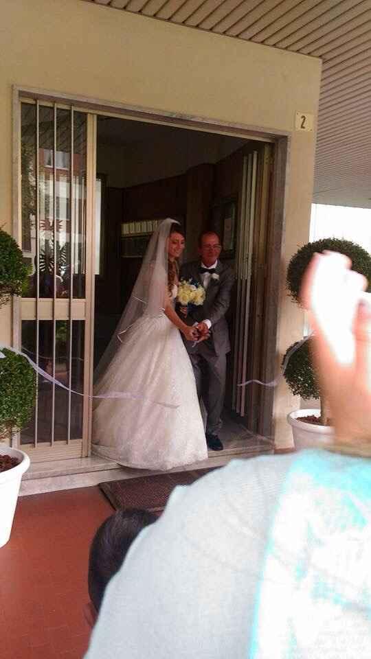 Sposata felicemente 25/06/16 - 11