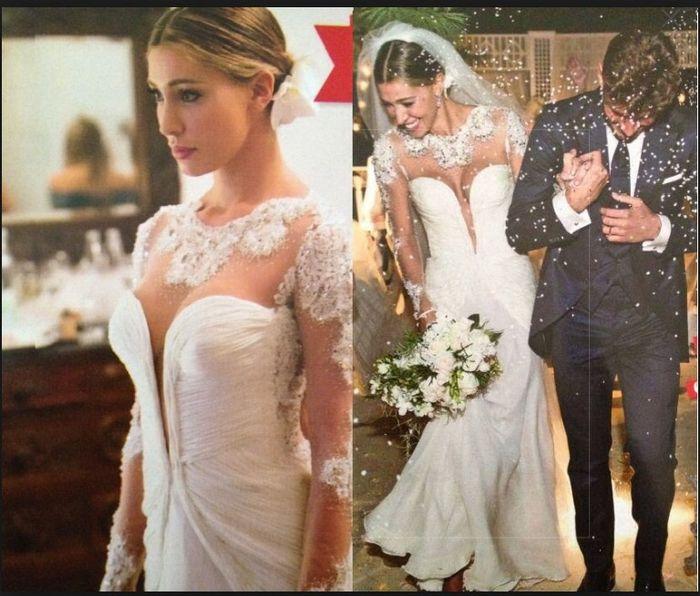 Quale sposa vip siete? - 9