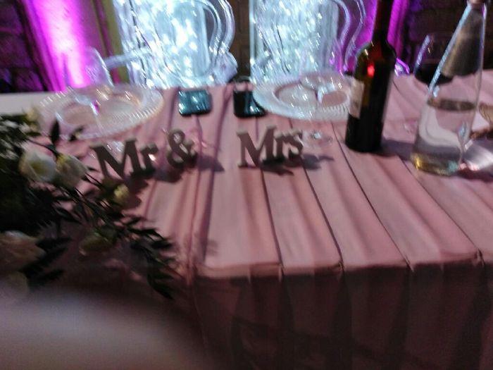 Alcuni particolari della mia location nel gg del mio matrimonio! 6