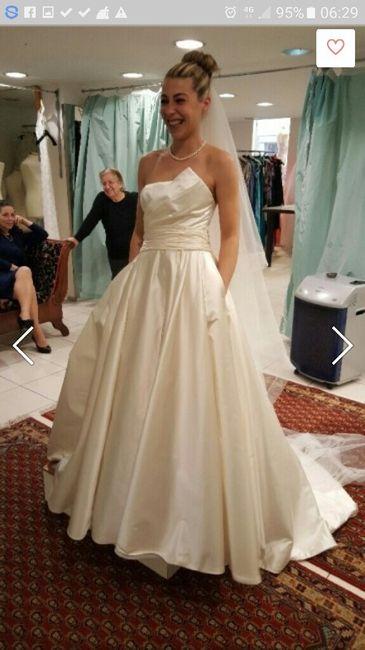 Acconciatura sposa per vestito senza spalline.. chi come me? - 1