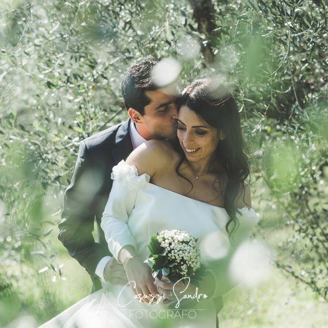 Qual è la foto più bella del vostro matrimonio? 4