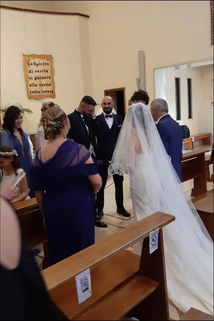 Finalmente ! Siamo marito e moglie 🤍 3