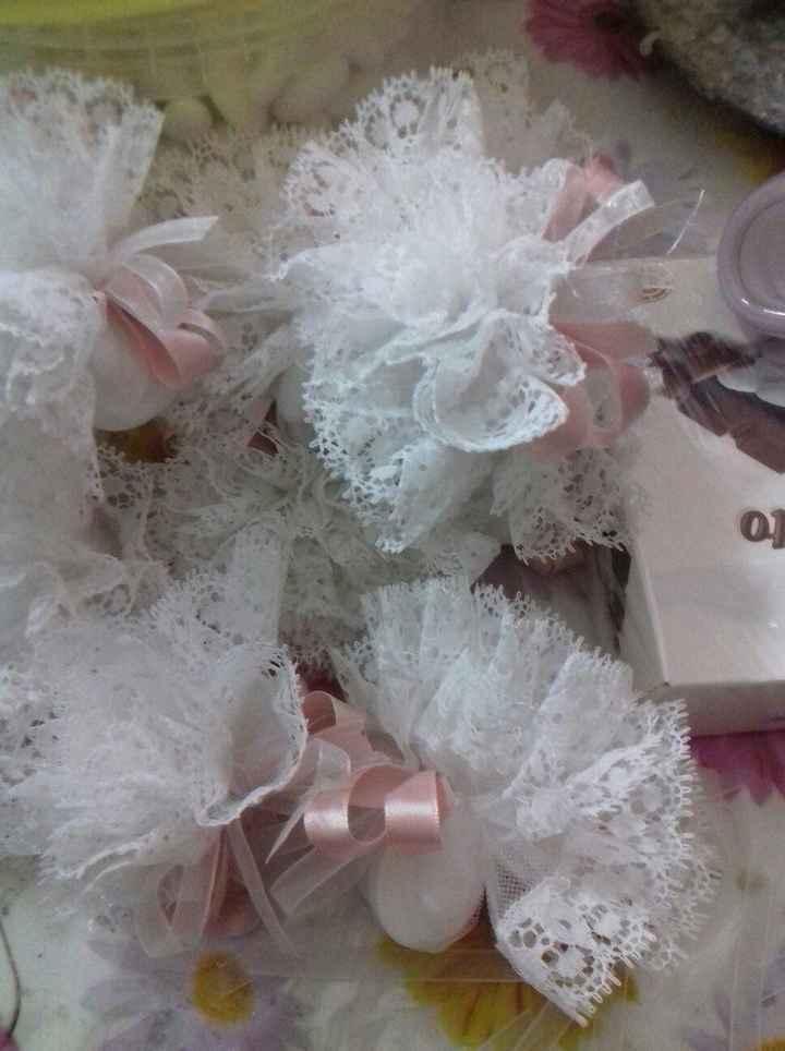 i confetti delle bomboniere