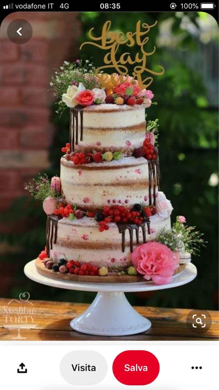 Scegli la torta per le tue nozze - 1