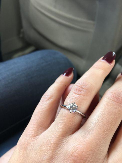 Mi fate vedere il vostro anello della proposta?? 7
