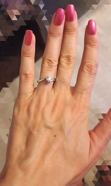 In che modo ti prendi cura del tuo anello di fidanzamento? 3