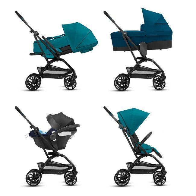 Trio, passeggini, carrozzine, come e quale scegliere? 4
