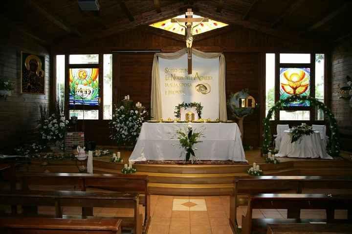 La mia piccola chiesa in legno - 1