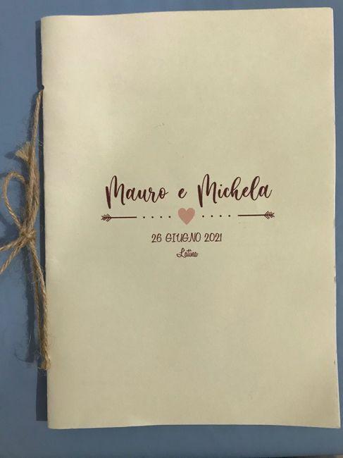 Libretto messa: come impostare la copertina? 3