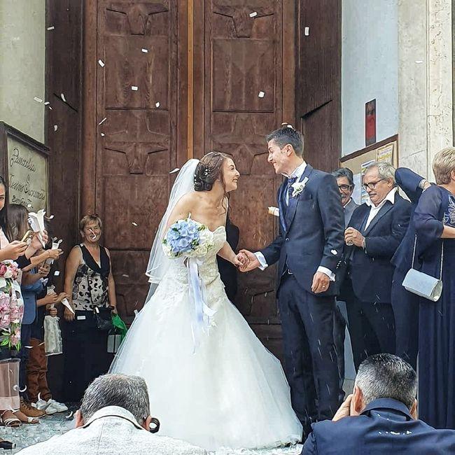 Finalmente marito e moglie 💐 2