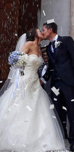 Finalmente marito e moglie 💐 3