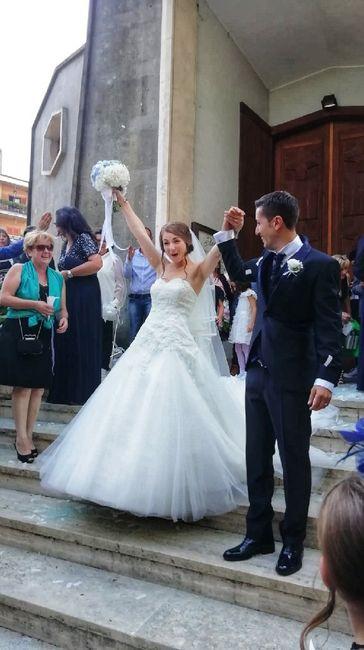 Finalmente marito e moglie 💐 4