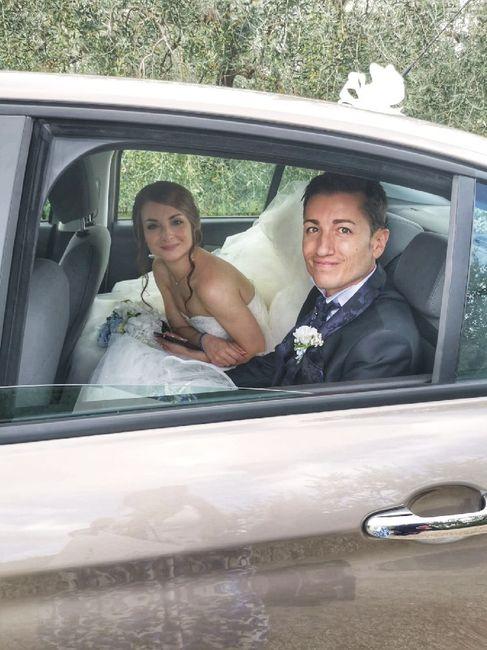 Finalmente marito e moglie 💐 6