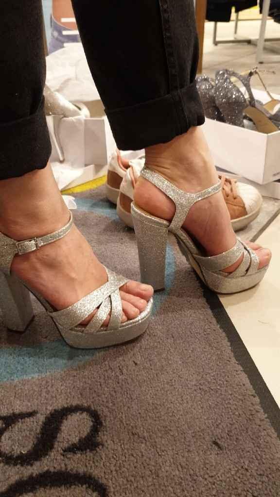 Scarpe,scarpe,scarpe ...croce e delizia👠🥿👡👟 - 3