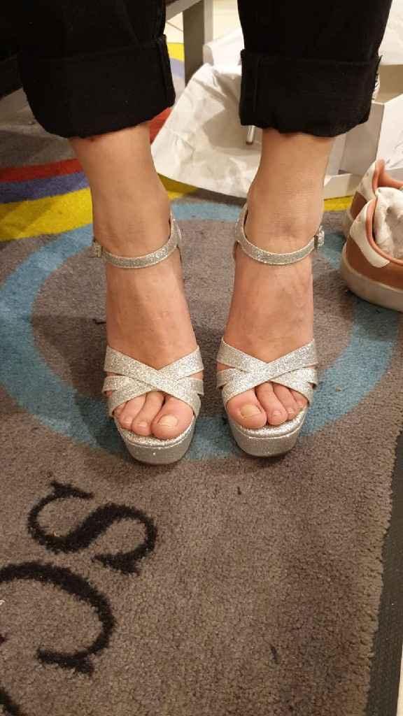 Scarpe,scarpe,scarpe ...croce e delizia👠🥿👡👟 - 4
