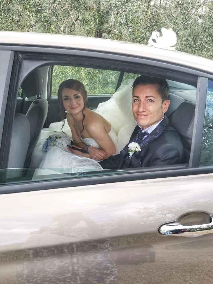 Finalmente marito e moglie 💐 - 6