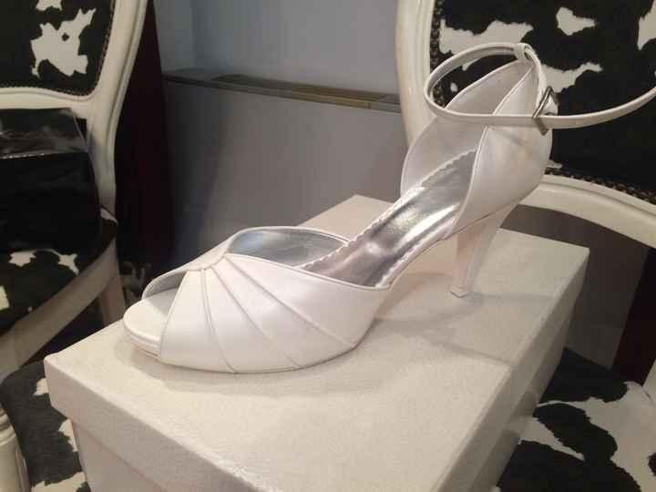 Mi postate le vostre scarpe?? - 1