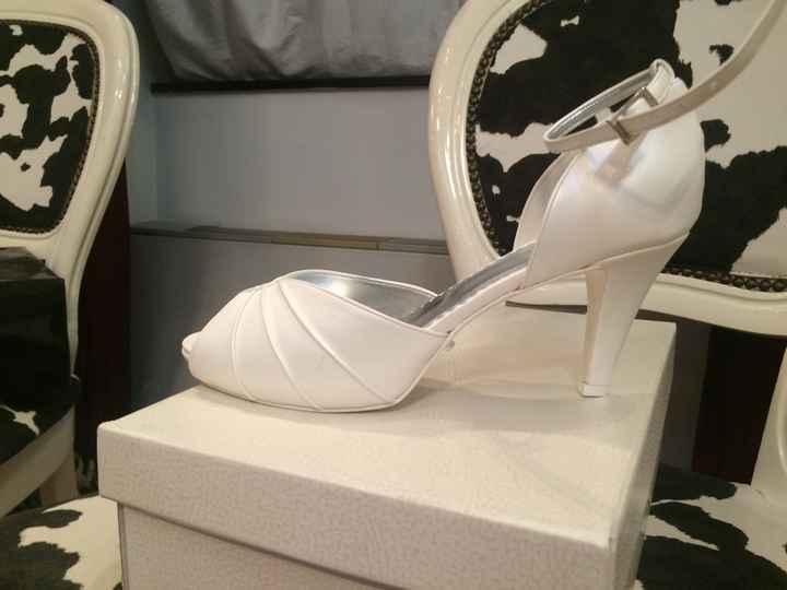 Come saranno le vostre scarpe per il grande giorno ? - 1