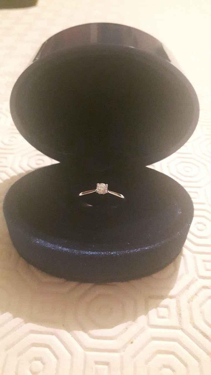 Il Mio anello!!!